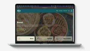 Mimos Bao Website